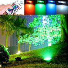 paradise outdoor lighting. Multi Color Landscape Lights Led Flood Light Waterproof For Outdoor Use Flashlight Lamp Paradise Lighting