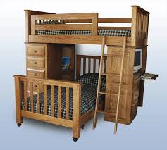 Complex Amish Youth Mission Loft Bed And Twin Bed Two In One Plus Desk And Storage Foxtelnow Decor Ideas Amish Youth Mission Loft Bed And Twin Bed Two In One Plus Desk And