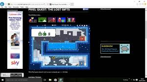 pixel quest the lost gifts levels 1 5
