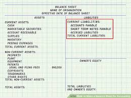 Easy Profit And Loss Statement Best Expert Advice On How To Make A Balance Sheet For Accounting
