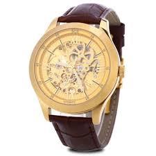 latest style diamond men watch best deals gearbest com angela bos 9008g male automatic wind mechanical watch