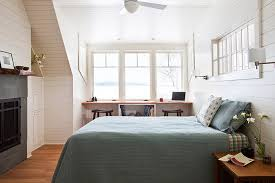 bedroom with office. Chic Ideas Bedroom Office Desk White With Home Interior Design 31937 4