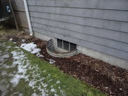 basement windows exterior. Modren Windows A View Of An Outside Basement Window From Home In Bridgeport CT  Waterproofing Basements With And Windows Exterior A