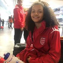 Crowdfunding to help the ESFA Girls U15's participate in the Bob Docherty  Cup in Salou. Megan will be running 5 miles from Burnham to Windsor Castle  on JustGiving