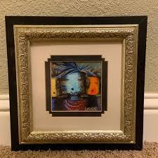 Other   3 Framed Sheri Sizemore Burns Southwestern Prints   Poshmark