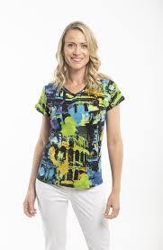 Orientique Cotton T Shirt
