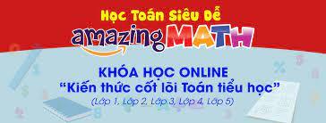 AmazingMath - Học Toán Online Kiểu Mỹ - Consulting Agency - Quảng Yên,  Quảng Ninh, Vietnam - 99 Photos