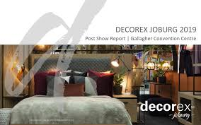 Design Joburg Exhibitors Decorex Joburg Post Show Report 2019 By Decorex Sa Issuu