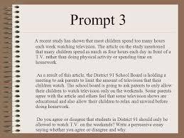 persuasive writing ppt  15 prompt