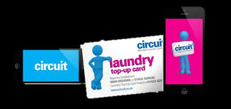 Image result for circuit laundry card