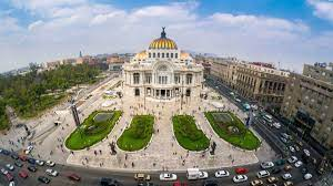 Mexico City (Distrito Federal) - HISTORY