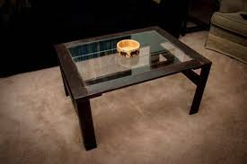 ... Diy Glass Top Coffee Table DIY Pallet Coffee Table with Glass Top | 101  Pallets Diy ...