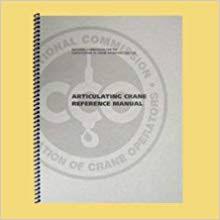 Articulating Crane Reference Manual Nccco Amazon Com Books
