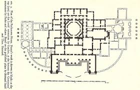 plan of the parliament building
