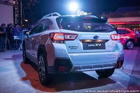 2018 subaru xv philippines price. interesting philippines motor image pilipinas launches allnew 2018 subaru xv for subaru xv philippines price