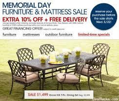 Macy s Memorial Day Furniture & Mattress Sale