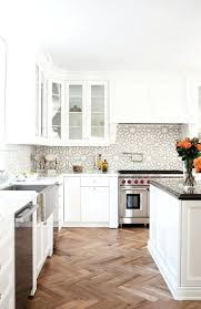 kitchen backsplash glass tile white cabinets. 66 Great Charming Glass Tile Backsplash With White Cabinets Sink Faucet Kitchen Quartz Marble Cut Lovely Tiles Images Of Kitchens Grey Large Size Batesville A