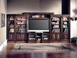furniture entertainment center shelving units with shelves side