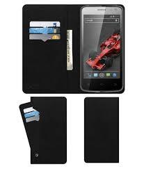 Xolo Q700i Flip Cover by ACM - Black ...