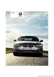 BMW Convertible bmw 328i manual pdf : BMW 328I CONVERTIBLE 2010 E93 Owner's Manual