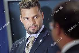 Ricky Martin Pop singer Ricky Martin ...
