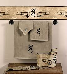 browning buckmark towel set