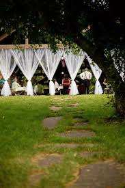 Decorating Ideas for a Pavilion for a Wedding