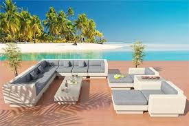 gray patio furniture. Gray Outdoor Furniture White Wicker Patio With Cushions In Stone Weathered Grey Table F