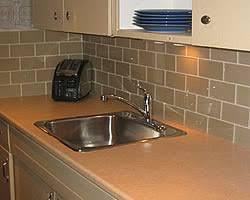 glass subway tiles makes this small kitchen sparkle subway glass tile backsplash b91 subway