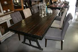 table works reclaimed wood dining table works with any type of chairs yo2mo
