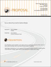 Social Media Marketing Services Sample Proposal 5 Steps
