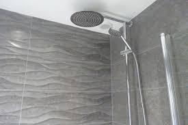 fitted bathroom bedworth grey bathroom wall floor tiles