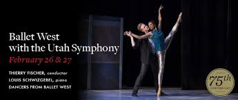 Utah Symphony Seating Chart Ballet West With The Utah Symphony Ballet West