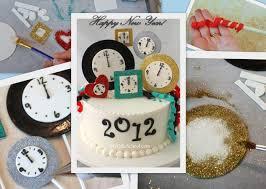 Happy New Year Cake--Blog Tutorial   My Cake School