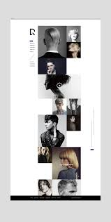 Love the minimal design and arrangements of the photo blocks! Nice ...