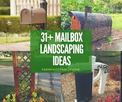 Mailbox landscaping ideas Pinterest Best Mailbox Landscaping Ideas Floresonlineco 35 Best Mailbox Landscaping Ideas For 2019 Farmfoodfamily