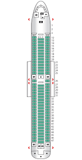 Air Canada Rouge 763 Seating Chart Www Bedowntowndaytona Com