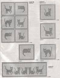 Filet Crochet Charts And Graphs Filet Crochet How To And Patterns Crochetnmore