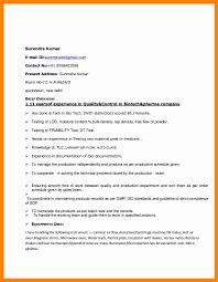 Bsc Resume Sample Microbiologist Resume Sample Food Microbiology Technician Fresher 45