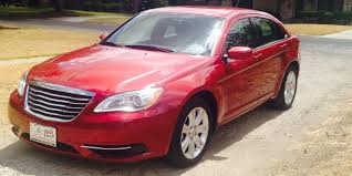 chrysler 200 2014 red. vee stunna 2013 chrysler 200 2014 red
