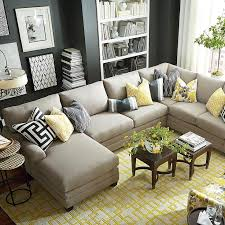 best 25 u shaped sectional ideas on couch sofas