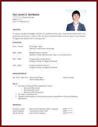 Free Work Experience Work Experience Template Under Fontanacountryinn Com