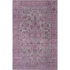 lavender rug ruger sr22 5x8 floor runner