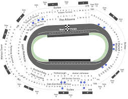 Bristol Motor Speedway Seating Chart Monster Energy Nascar Cup Series Bass Pro Shops Nra Night