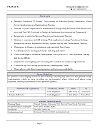 How to Write a Killer Software Testing QA Resume That Will Turn Qa Tester  Resume Resume