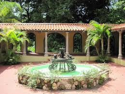 modern contemporary outdoor water fountains