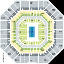 Us Open Arthur Ashe Seating Chart Arthur Ashe Stadium