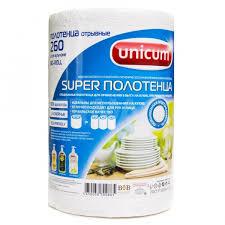 <b>Бумажные полотенца Unicum Big</b> Roll (260 шт.) - IRMAG.RU