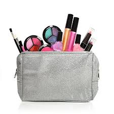 iq toys s make up set with glitter cosmetic bag at low s in india amazon in