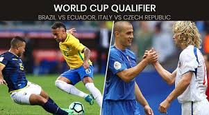 Brazil vs ecuador will be shown live on premier sports. Zzybnzv1j6lrvm